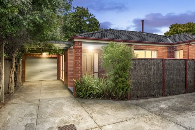 Picture of 2/9 Stewart Road, OAKLEIGH EAST VIC 3166