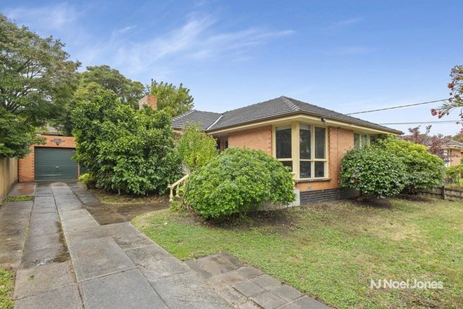 Picture of 17 Terang Avenue, BURWOOD EAST VIC 3151