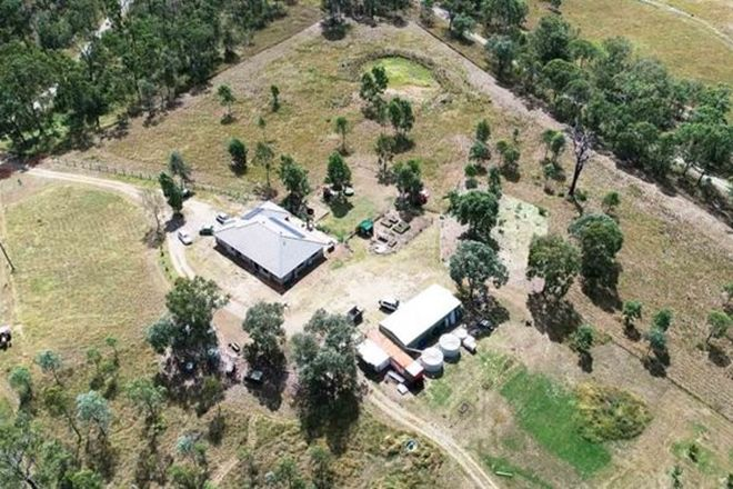 Picture of 442 Emu Creek Road, CROWS NEST QLD 4355