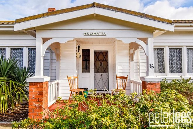 Picture of 36 High  Street, CAMPBELL TOWN TAS 7210