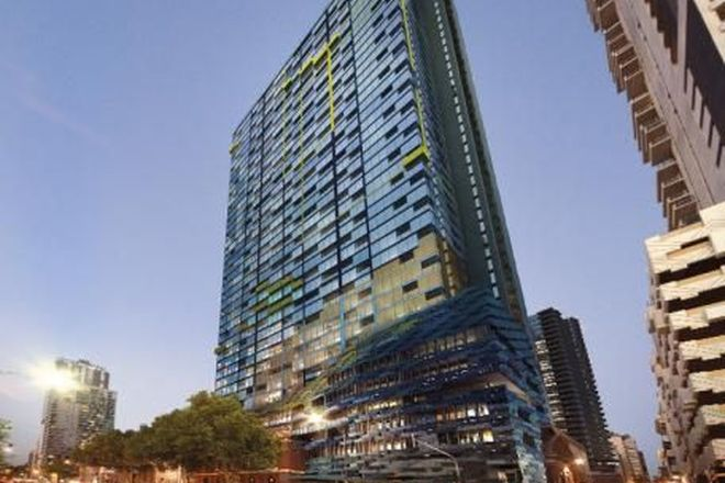 Picture of 3612/220 SPENCER STREET, MELBOURNE VIC 3000