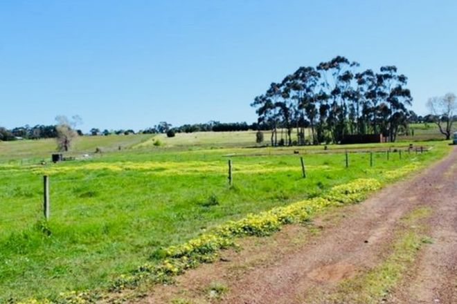 Picture of Lot 1, 151 Petschels Lane, HAMILTON VIC 3300
