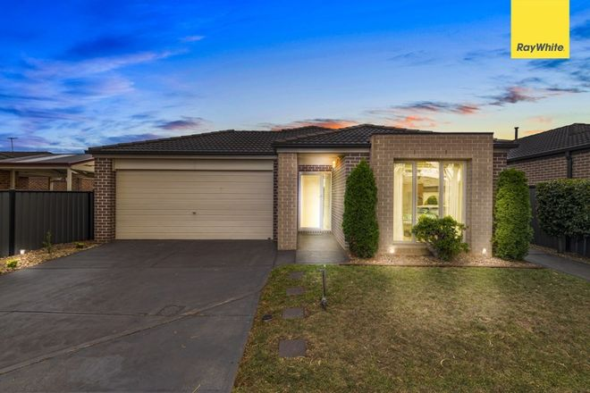 Picture of 3 Wattle Bark Place, MELTON VIC 3337