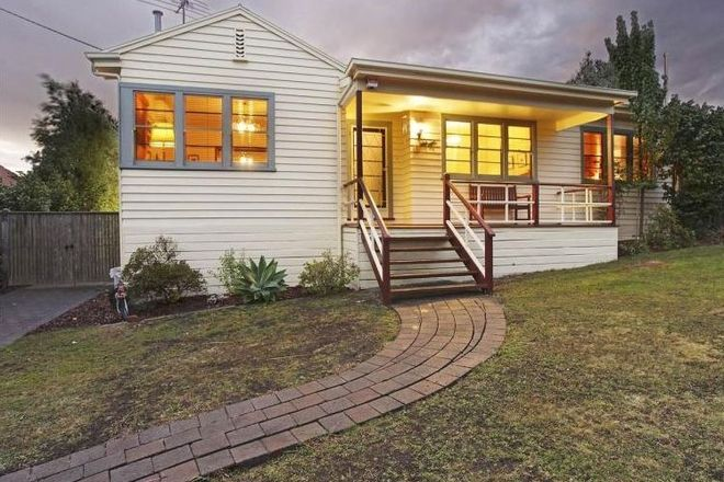 Picture of 5 Central Avenue, MANIFOLD HEIGHTS VIC 3218