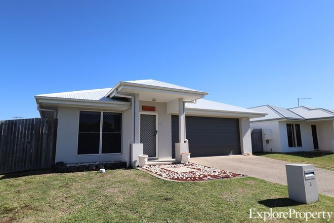 Picture of 3 Roseville Street, ANDERGROVE QLD 4740