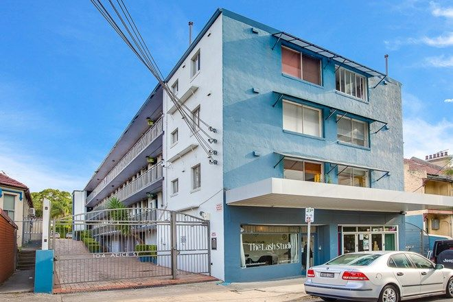 Picture of 28/104 Alice Street, NEWTOWN NSW 2042