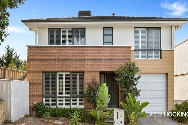 Picture of 3 Pine Valley Place, HEATHERTON VIC 3202