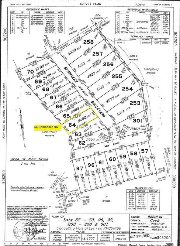 54 Spinnaker Boulevard, Innes Park QLD 4670, Image 2