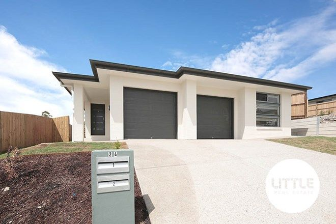 Picture of 2/24 Kanimbla Street, HOLMVIEW QLD 4207