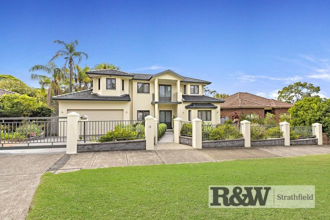 Picture of 15 Edgar Street, STRATHFIELD NSW 2135