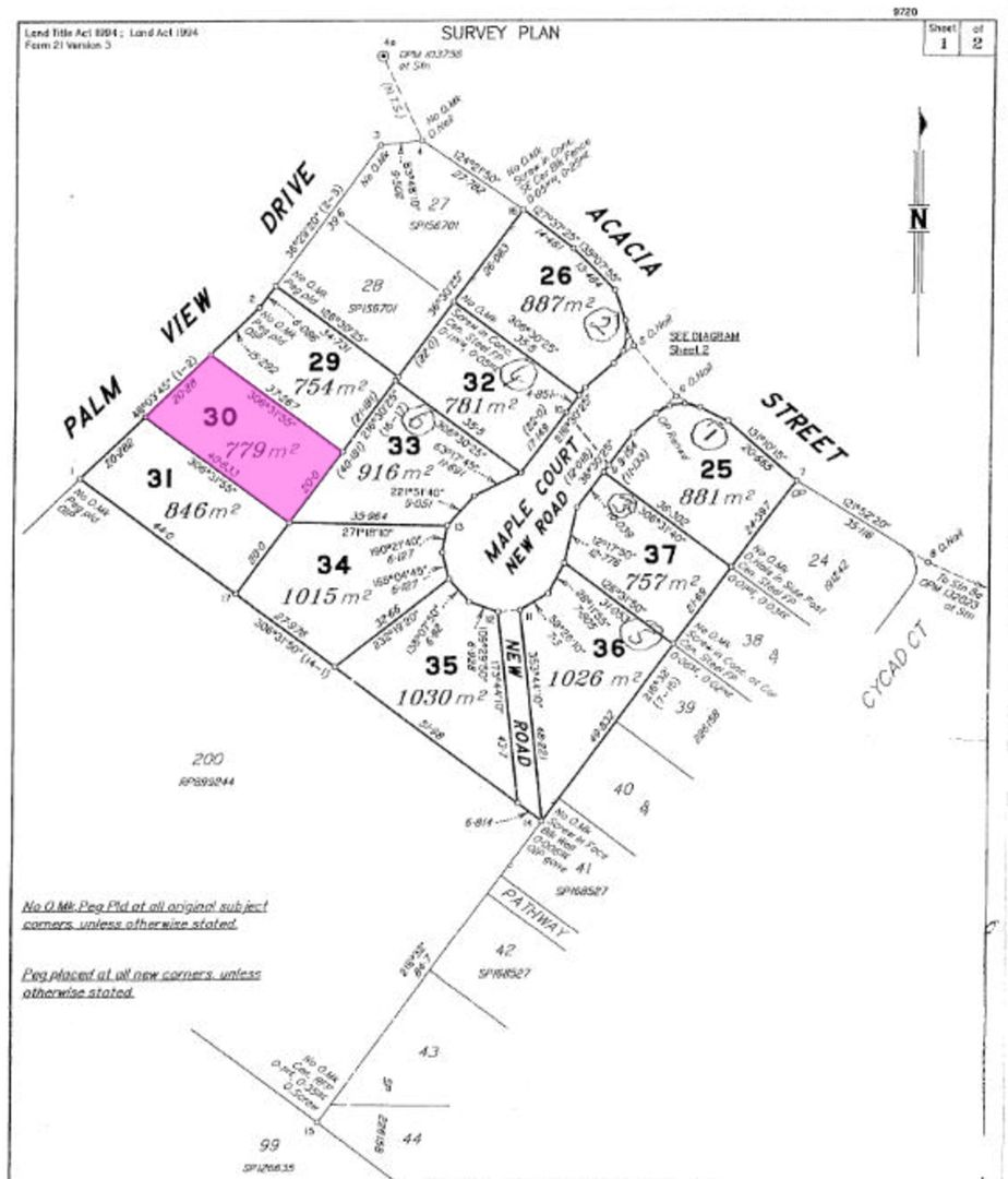 Lot 30 Maple Court, Moore Park Beach QLD 4670, Image 0
