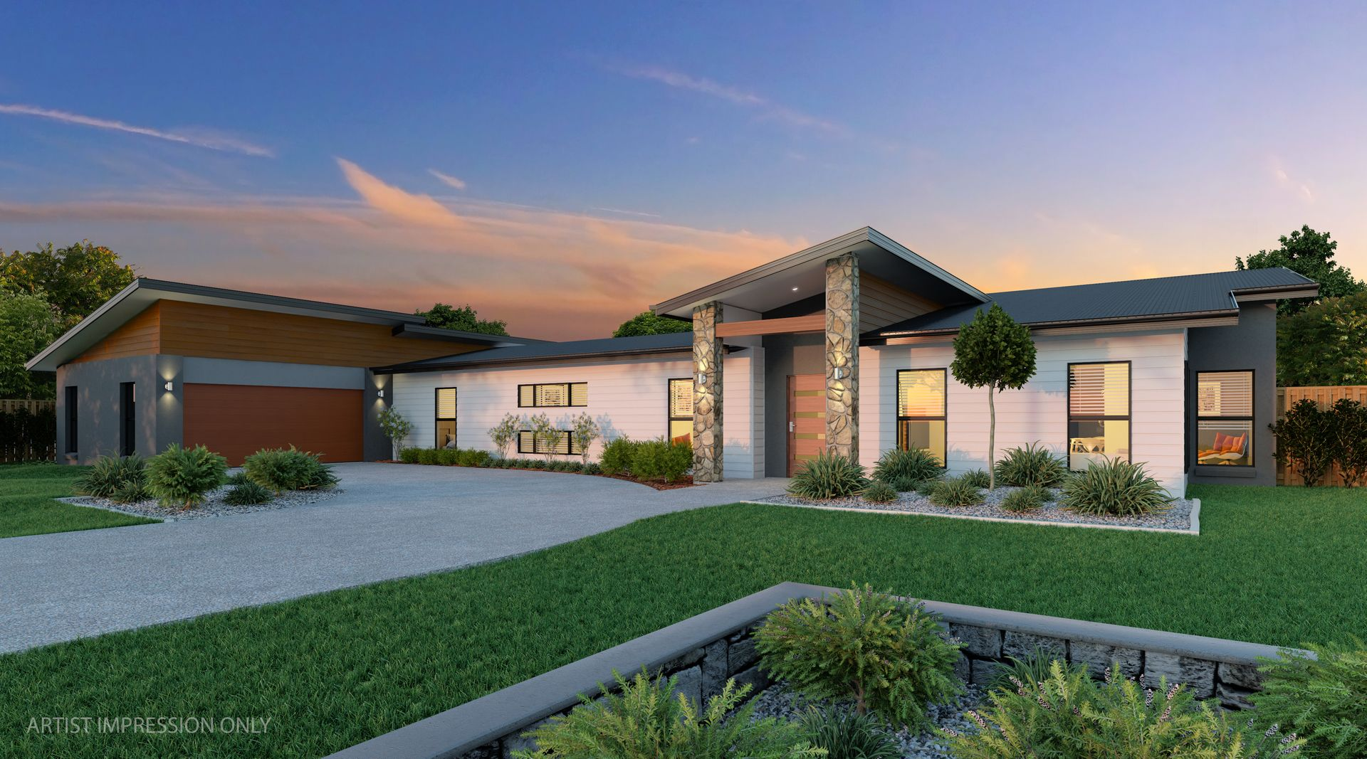 Lot 1 St Peters Close, Mount Lofty QLD 4350, Image 0