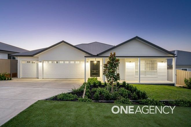 Picture of 12 BENNELONG CRESCENT, LLOYD NSW 2650