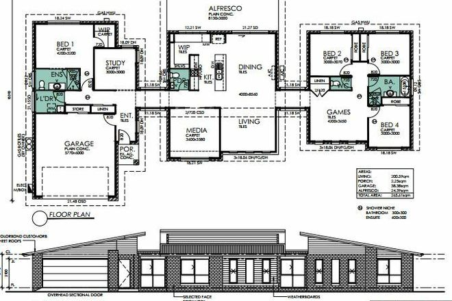 Picture of Lot 100 Parklands @ Claredon, LOWOOD QLD 4311