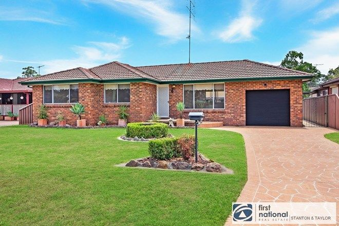Picture of 33 Dunheved Road, CAMBRIDGE GARDENS NSW 2747