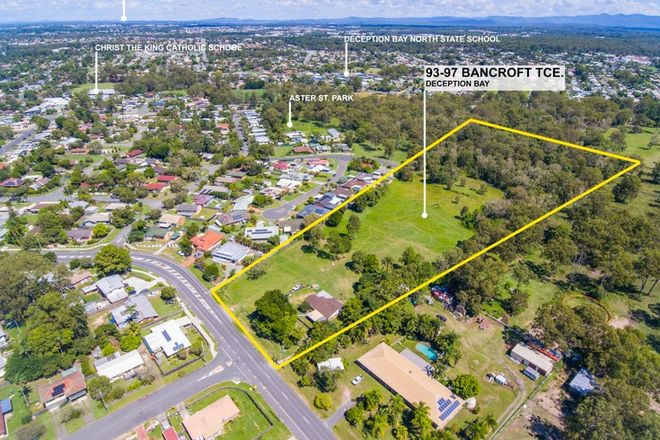 Picture of 93-97 Bancroft Terrace, DECEPTION BAY QLD 4508