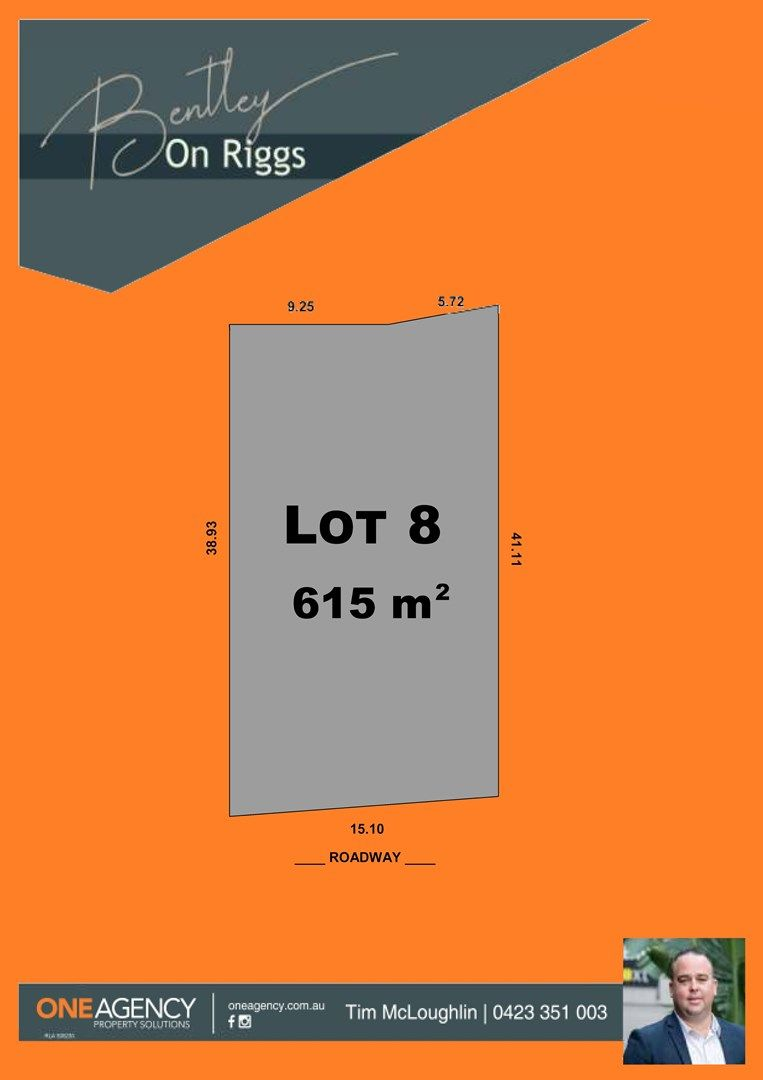 Lot 8 Stage 1 Bentley on Riggs, Evanston Park SA 5116, Image 0