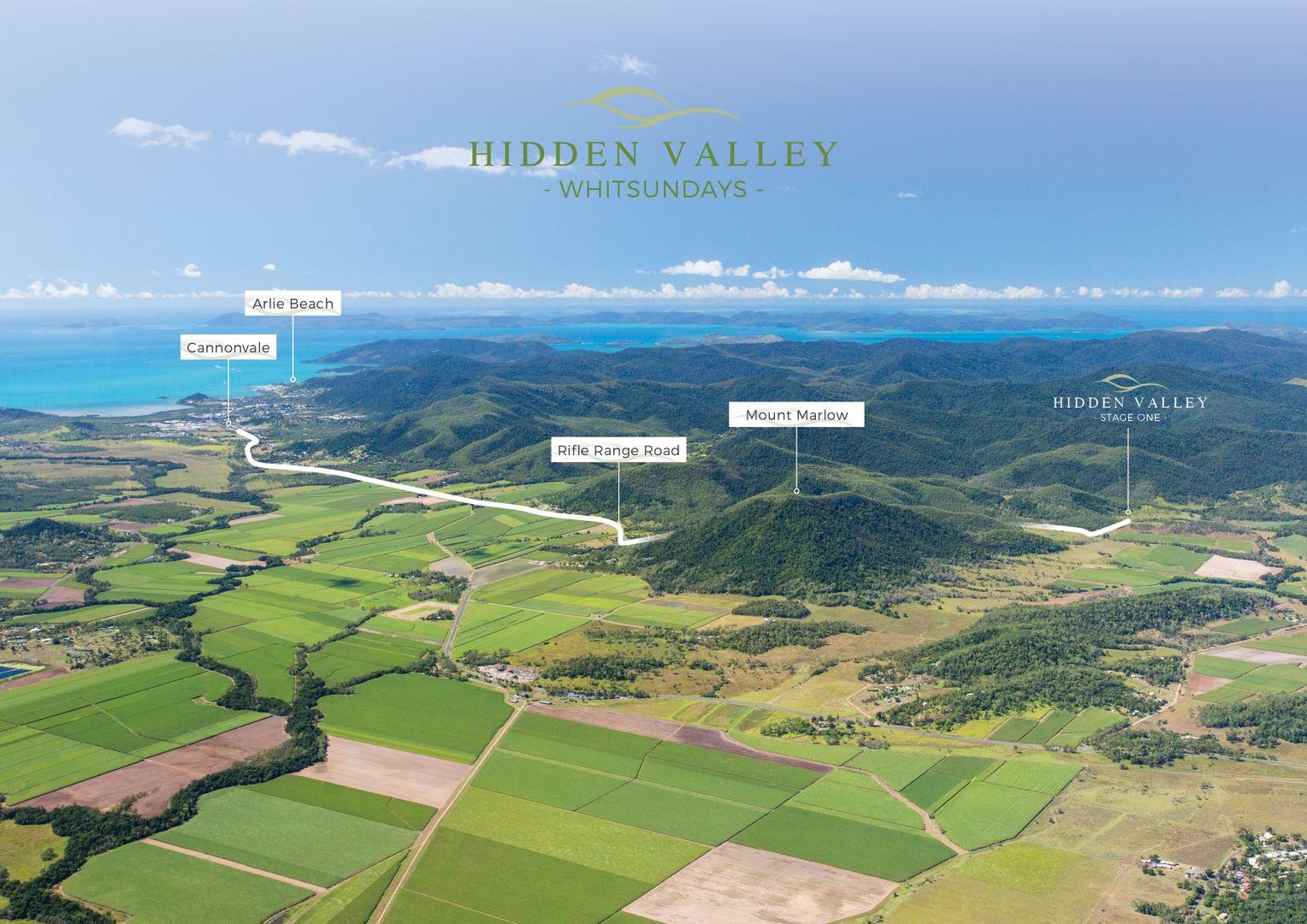 Hidden Valley Rifle Range Road, Mount Marlow QLD 4800, Image 1