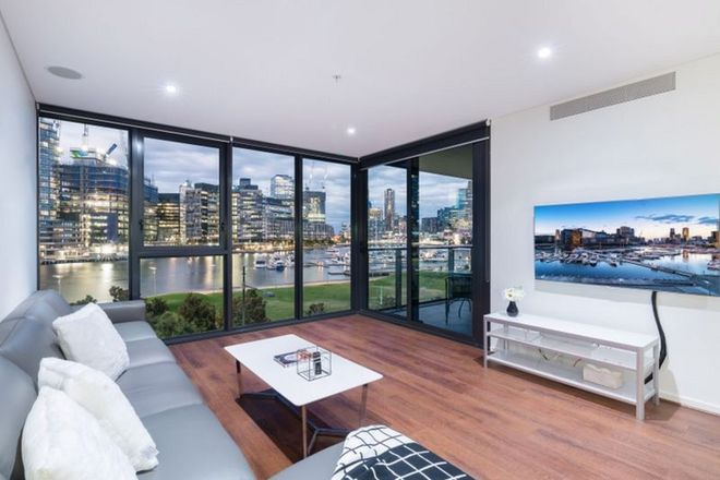 Picture of 405/1 Point Park Crescent, DOCKLANDS VIC 3008