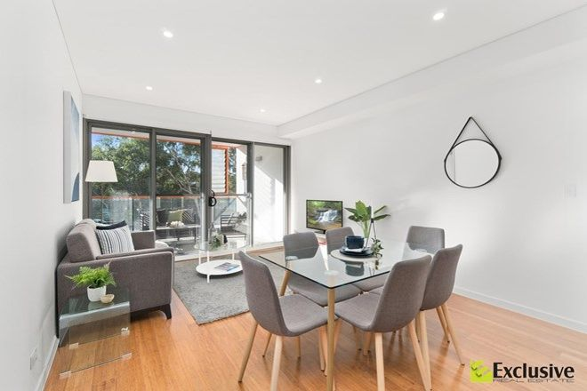 Picture of 504/19-23 Short Street, HOMEBUSH NSW 2140