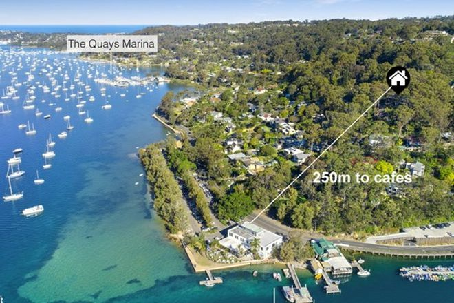 Picture of 20 Quarter Sessions Road, CHURCH POINT NSW 2105