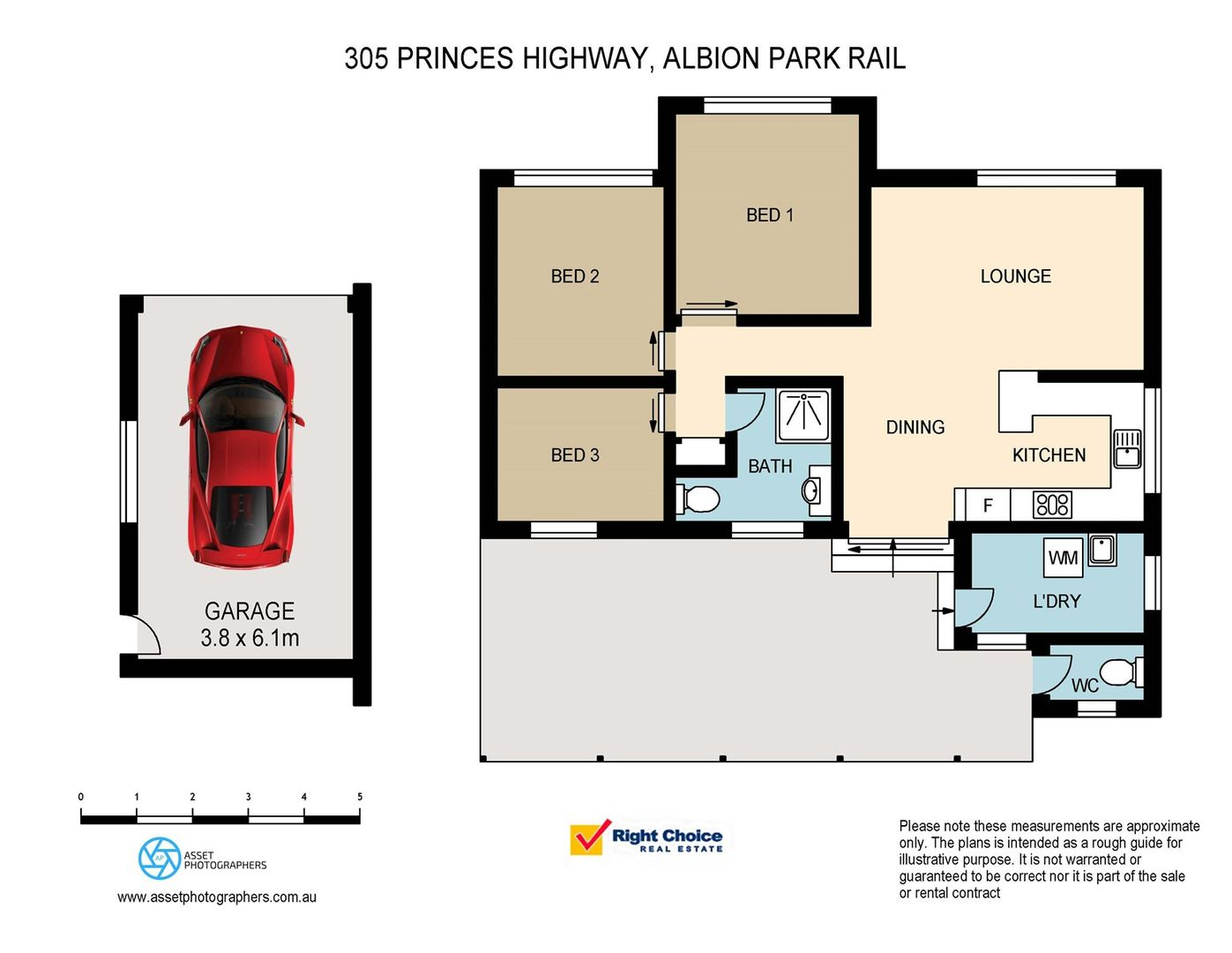 305 Princes Highway, Albion Park Rail NSW 2527, Image 1