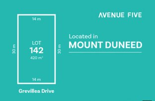 Picture of Lot 142 Grevillea Drive, Mount Duneed VIC 3217