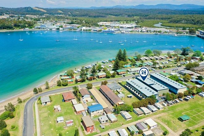 Picture of 30/17-21 Wharf Road, NORTH BATEMANS BAY NSW 2536