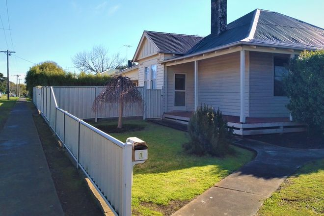 Picture of 1 Clarence Street, HAMILTON VIC 3300