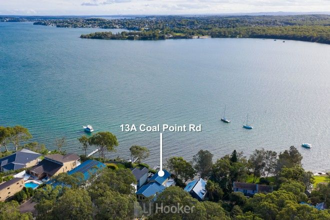 Picture of 13a Coal Point Road, COAL POINT NSW 2283