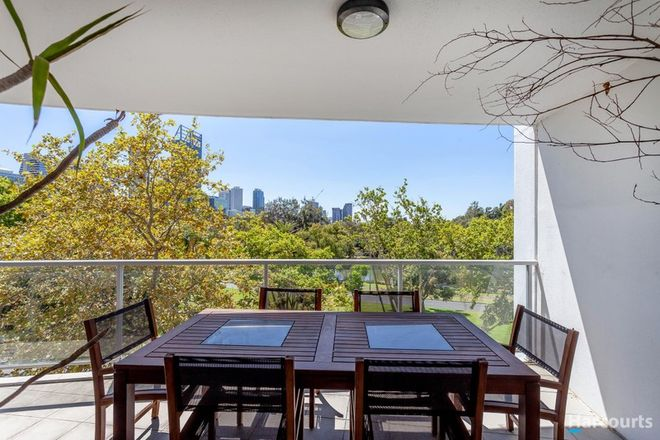 Picture of 19/138 Mounts Bay Road, PERTH WA 6000