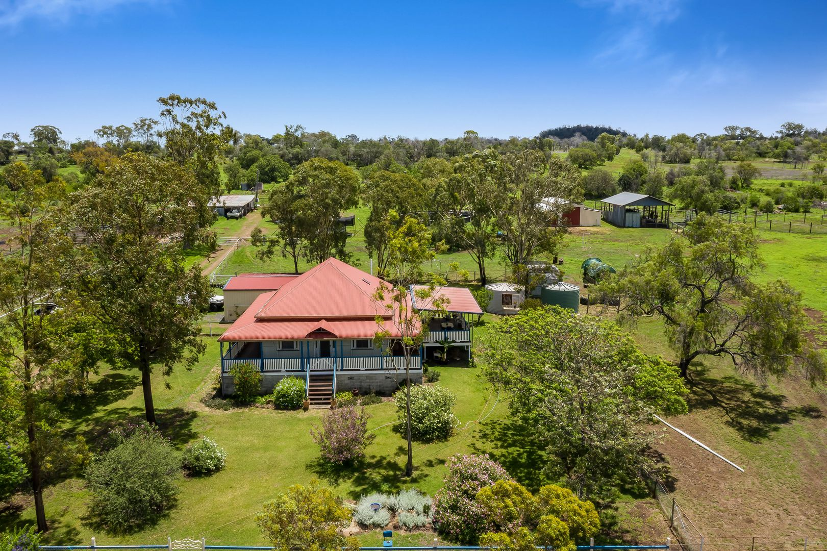 2964 Oakey-Pittsworth Road, Rossvale QLD 4356, Image 0