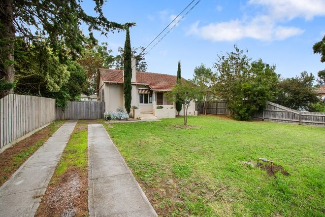 Picture of 222 Liberty Parade, HEIDELBERG WEST VIC 3081