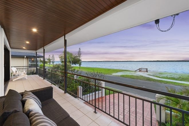 Picture of 14 Anglers Esplanade, RUNAWAY BAY QLD 4216