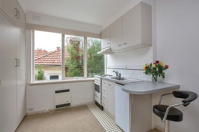 Picture of 9/6 Mayston Street, HAWTHORN EAST VIC 3123
