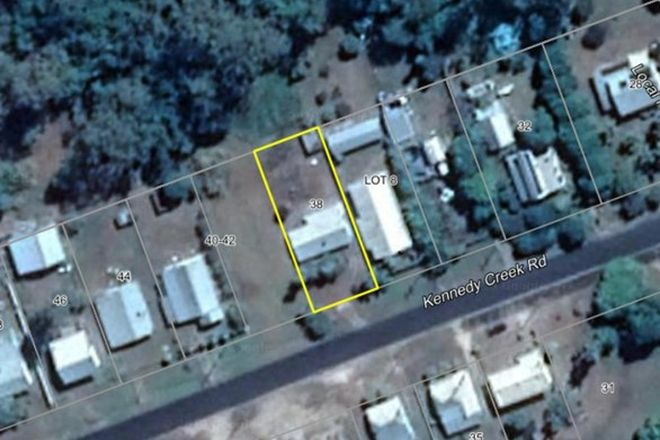 Picture of 38 Kennedy Creek Road, KENNEDY QLD 4816