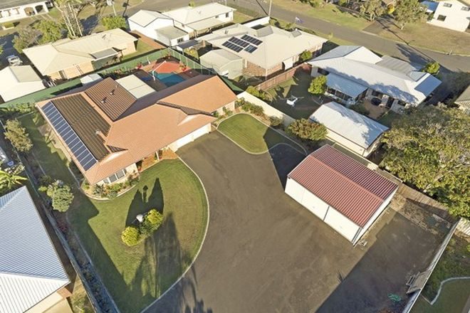 Picture of 14 Killara Court, BUNDABERG EAST QLD 4670