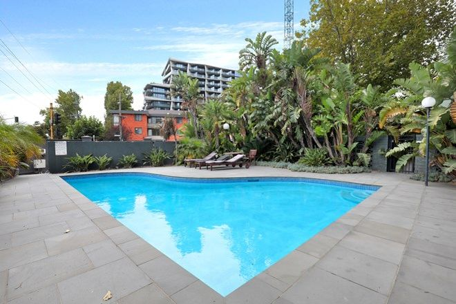 Picture of 406/81 Queens Road, MELBOURNE 3004 VIC 3004