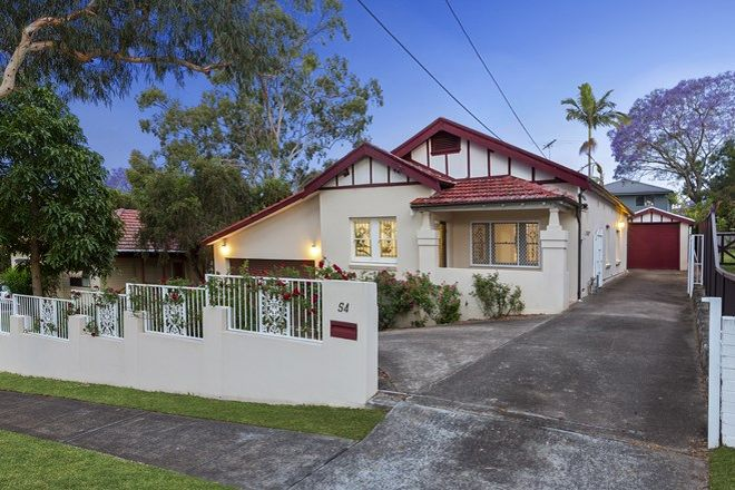 Picture of 54 Griffiths Avenue, WEST RYDE NSW 2114