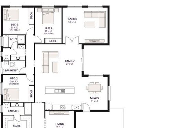 Picture of Lot 541 Sturt Circuit, PENFIELD SA 5121