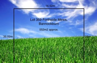 Picture of 359 Forthside Mews, Bannockburn VIC 3331