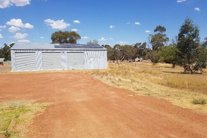 Picture of 184 (Lot) Ferguson Road, MOORA WA 6510