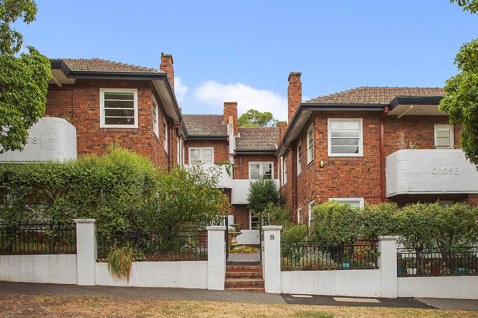8/8 St Georges Grove, Parkville VIC 3052, Image 0
