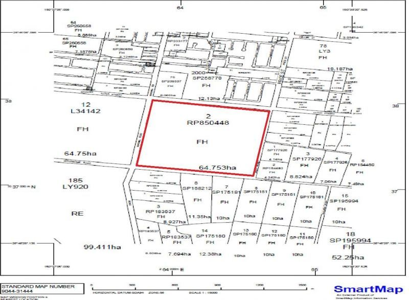 160 Acres Price Street, Chinchilla QLD 4413, Image 1