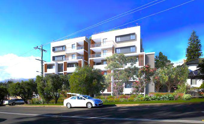 3 bedrooms Apartment / Unit / Flat in 406/10-14 Gordon Street BLACKTOWN NSW, 2148