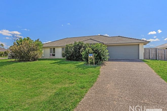 Picture of 10 Lacewing Street, ROSEWOOD QLD 4340