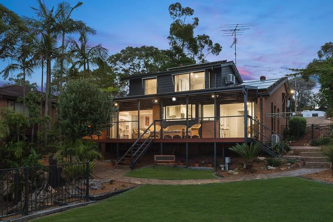 Picture of 54 Currawong Road, BEROWRA HEIGHTS NSW 2082