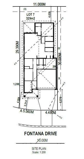 Lot 2061 - 7 Fontana Drive, Box Hill NSW 2765, Image 1