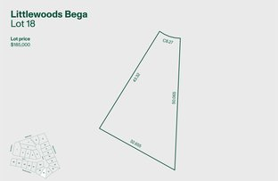 Picture of Lot 18 Littlewood Estate, Bega NSW 2550