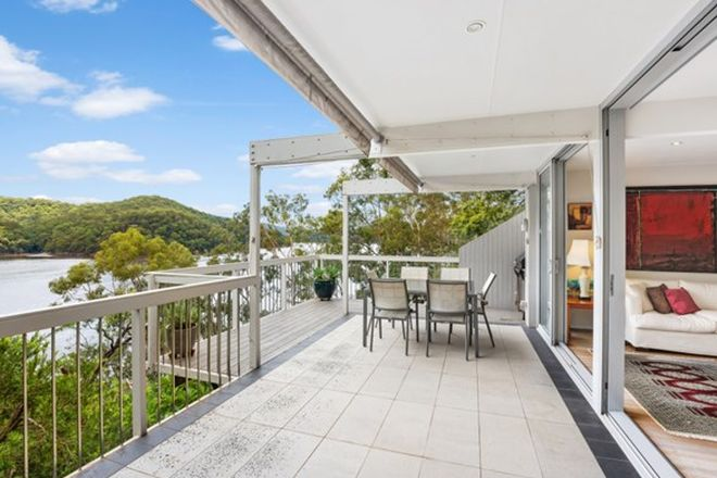 Picture of 8 Cottage Point Road, COTTAGE POINT NSW 2084